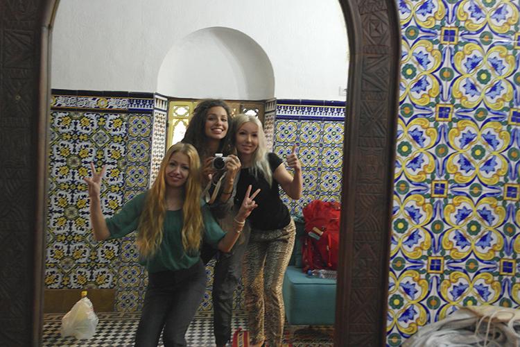 Reppureissu Marokkoon