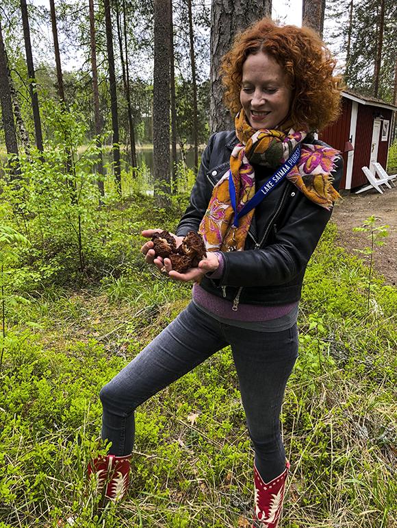 Korvasieni Saimi Hoyer