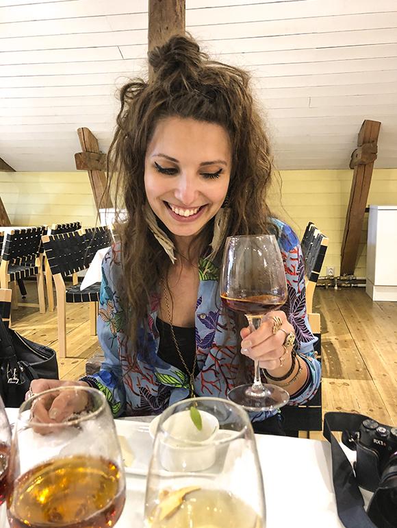 Annabella Kiviniemi Saimaa